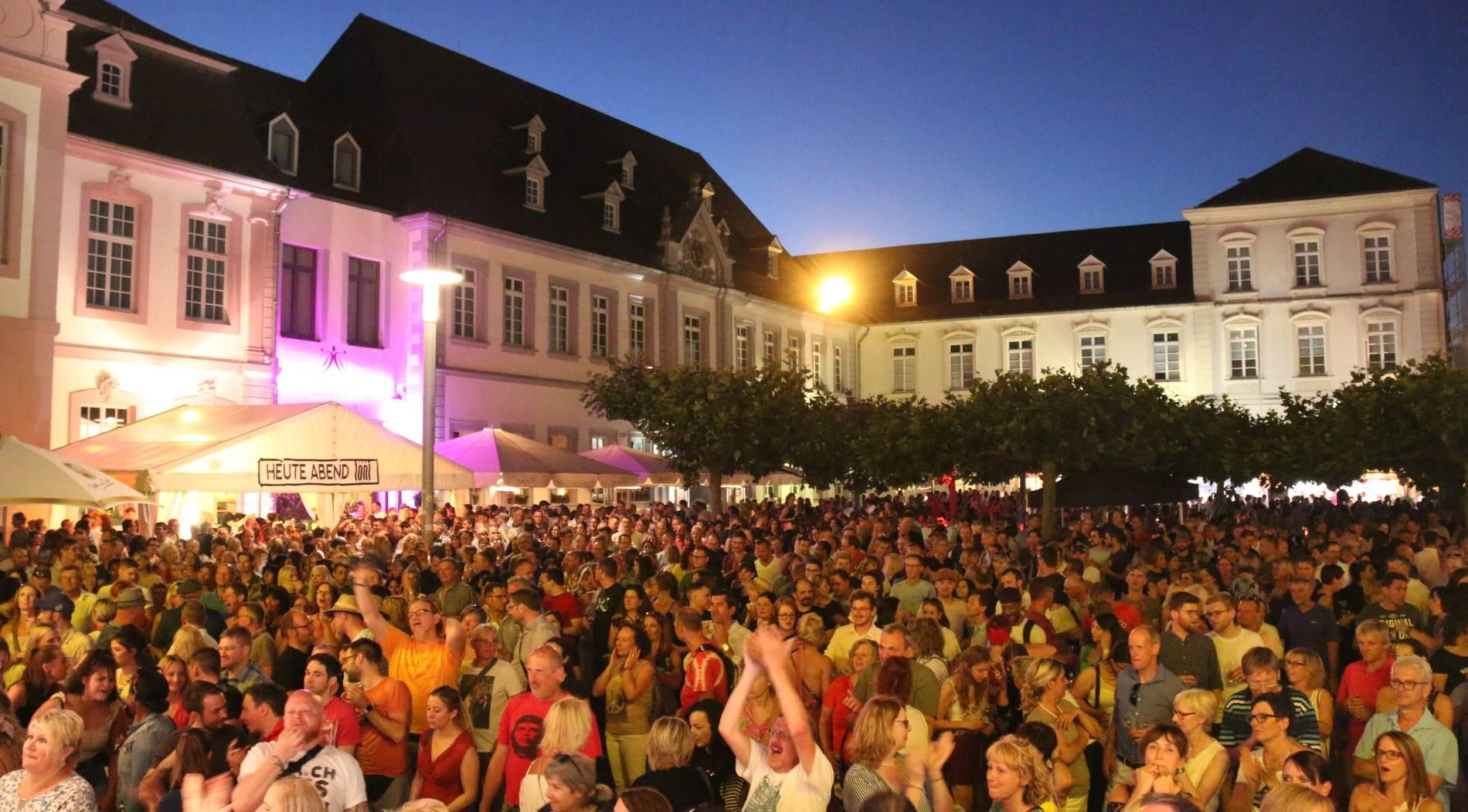 Altstadtfest, Zurlauben, Olewiger Weinfest: Feste 2021 ...