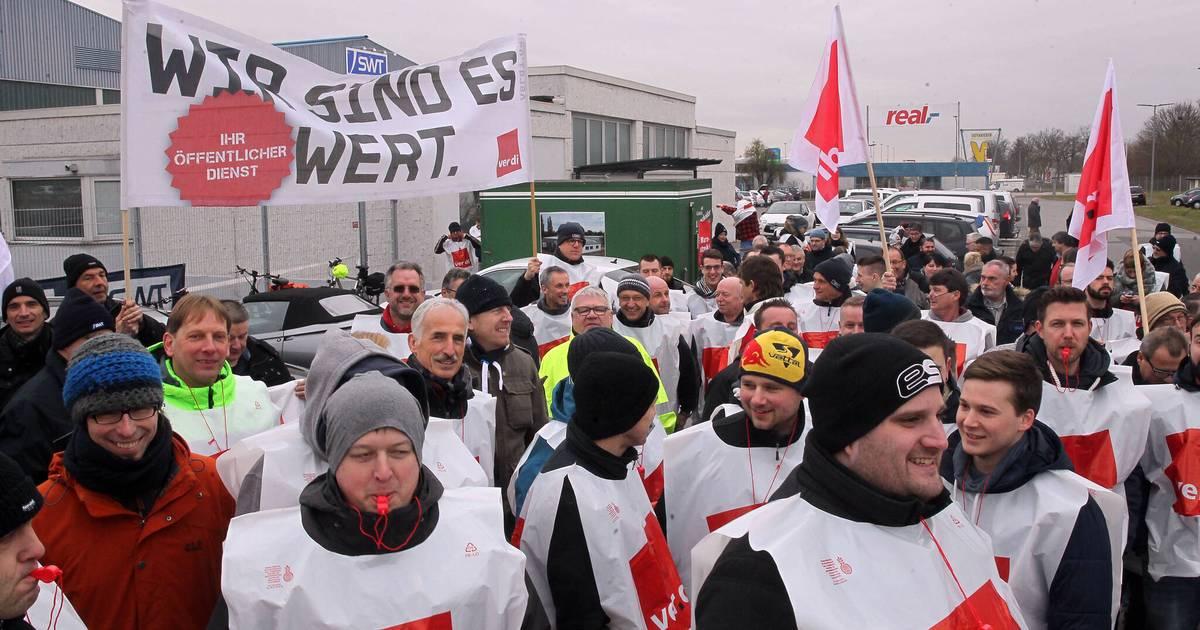 Busfahrerstreik