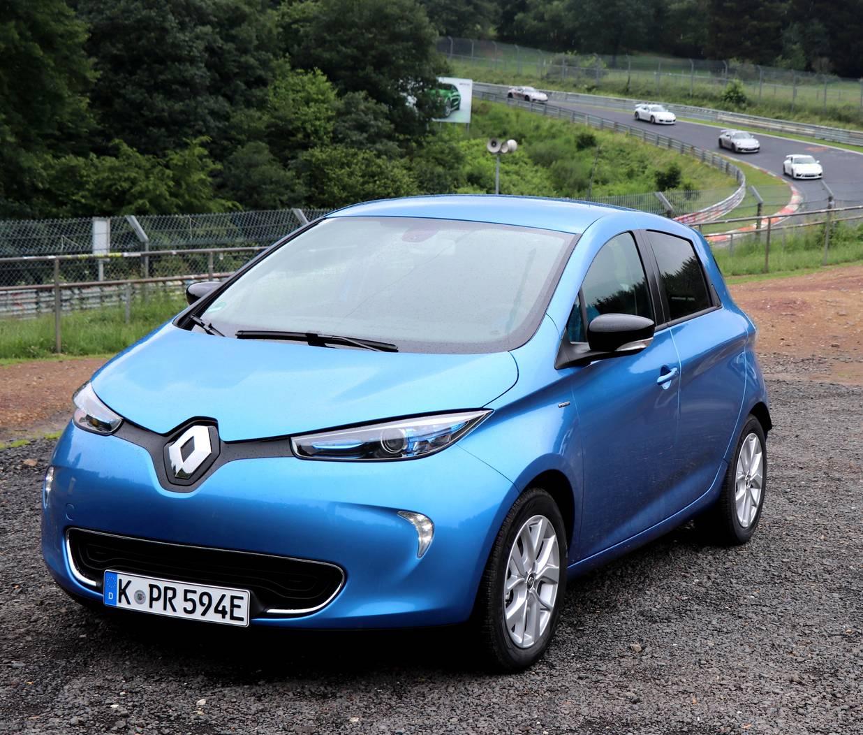 Renault Zoe: Fahrbericht Renault Zoe