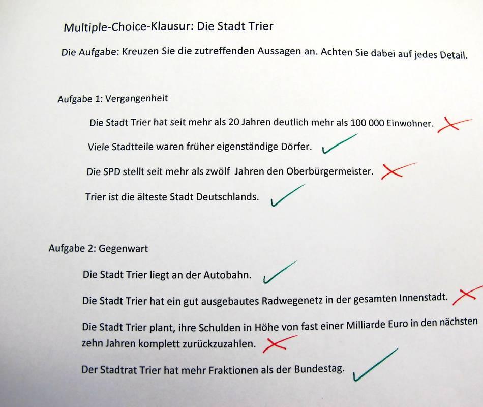 Einspruch Herr Professor Studentin Gewinnt Vor Gericht Gegen Uni Trier