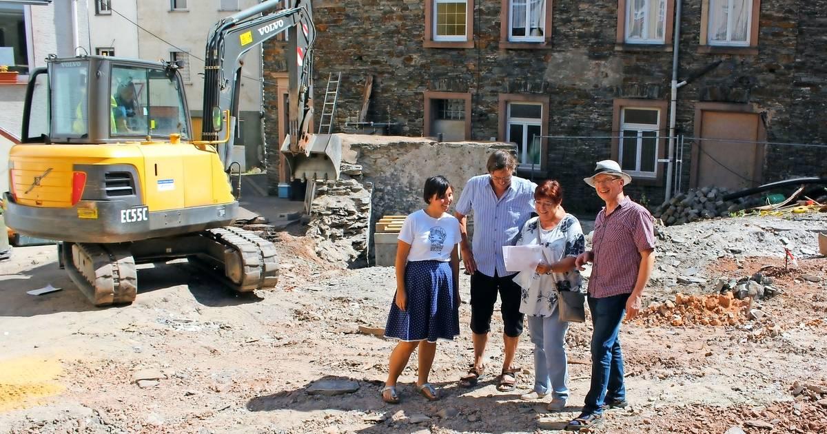 Verein Traben-Trarbach Aktiv (TTA) unterstützt die Stadt bei der ...