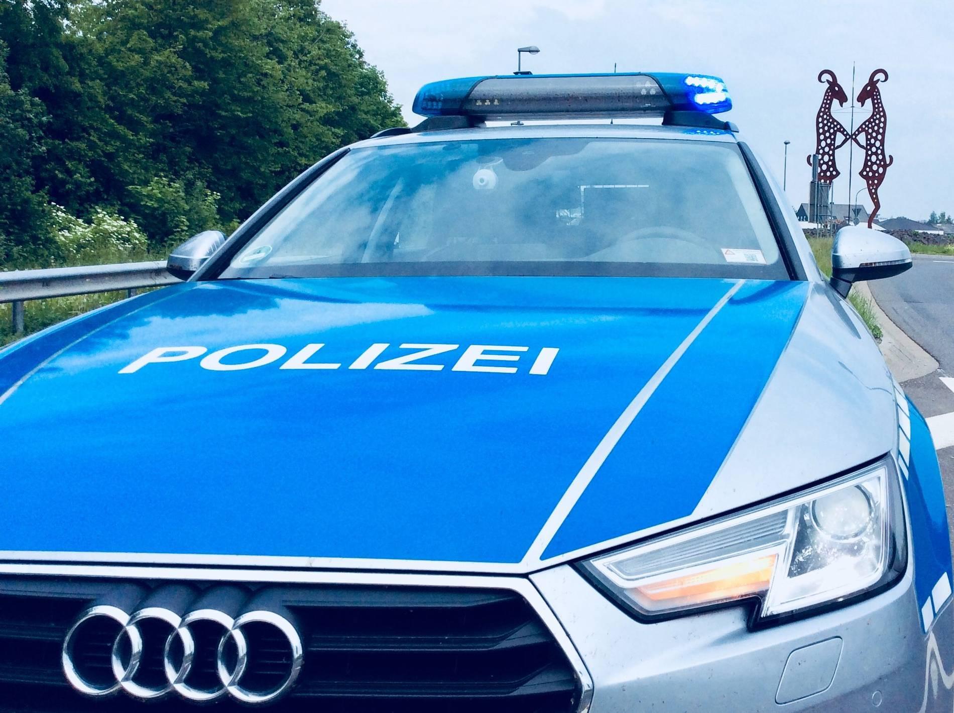 Polizei Bitburg Nachrichten