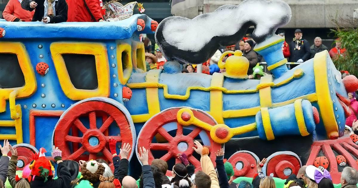 Karnevalswagen Köln