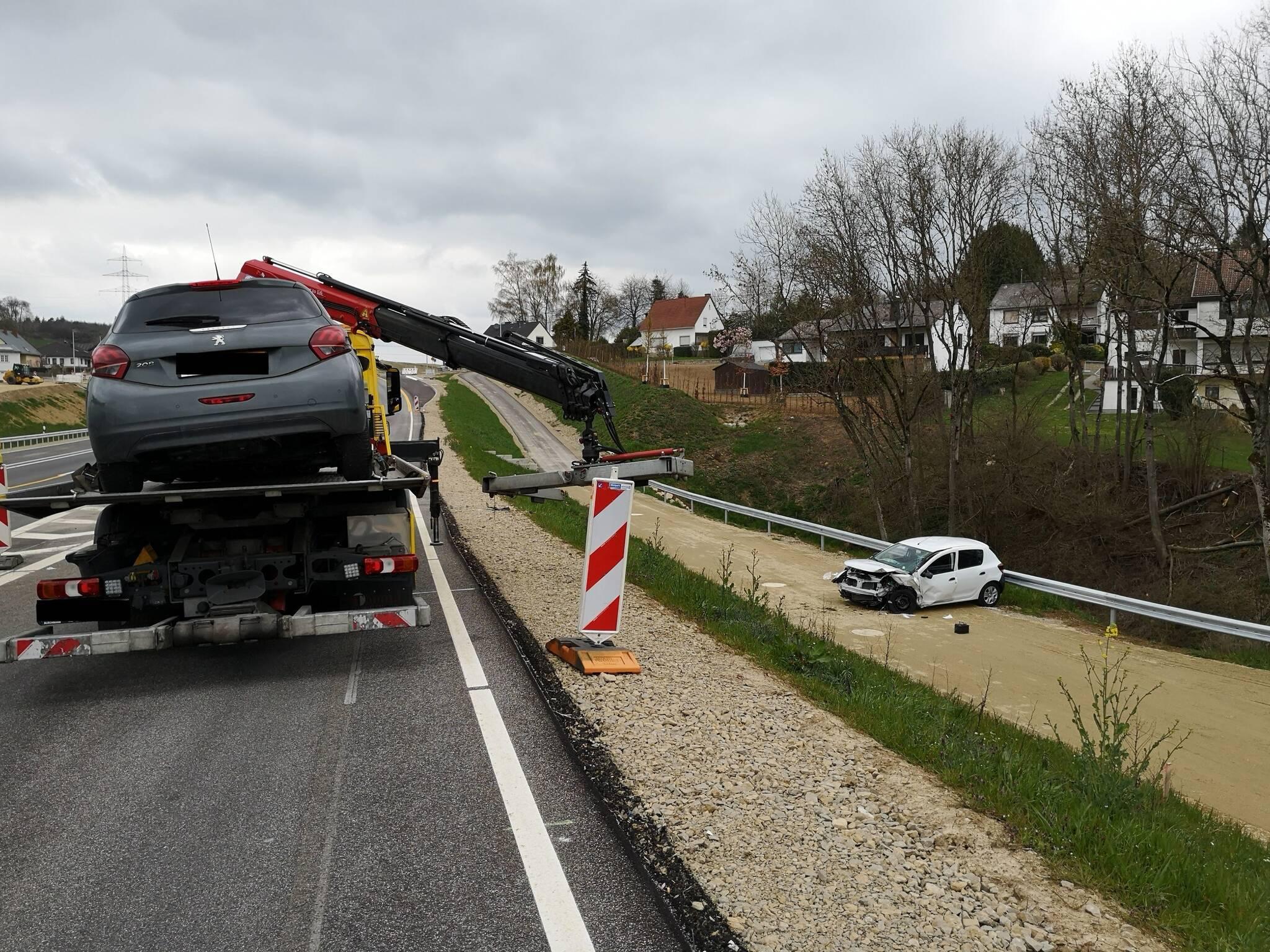 Unfall 555 Heute
