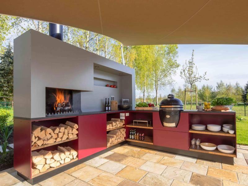 Outdoorküche Mit Spüle Zubehör : Gartenküche und outdoorküche grillen im garten