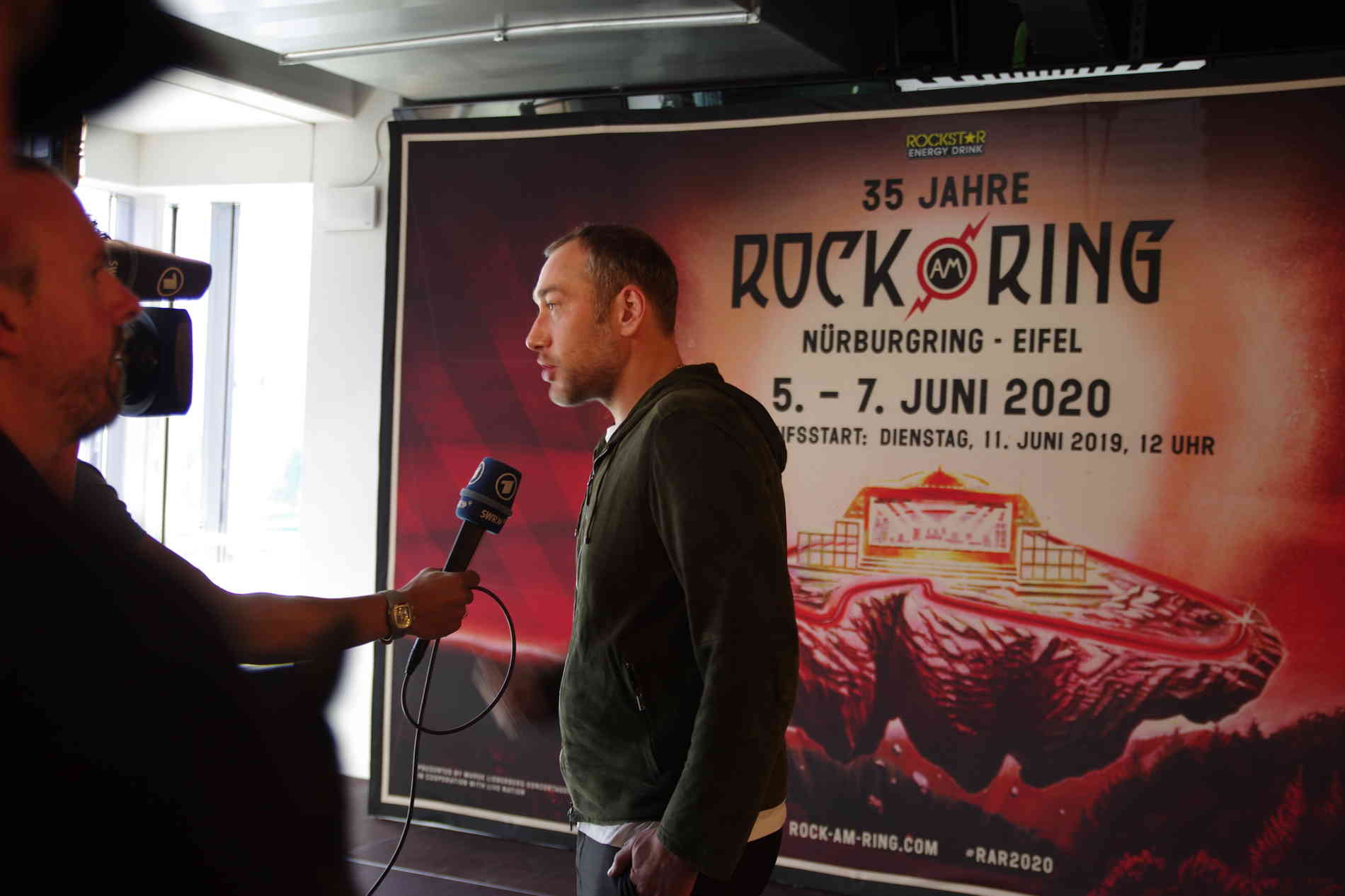 Rock Am Ring 2020 Andre Lieberberg Kündigt Etwas