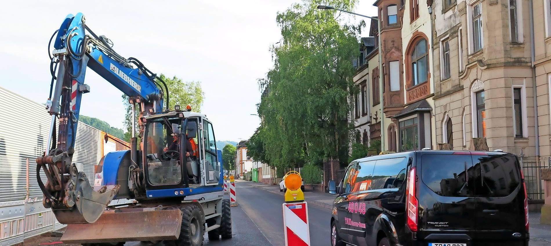 Straßen In Trier