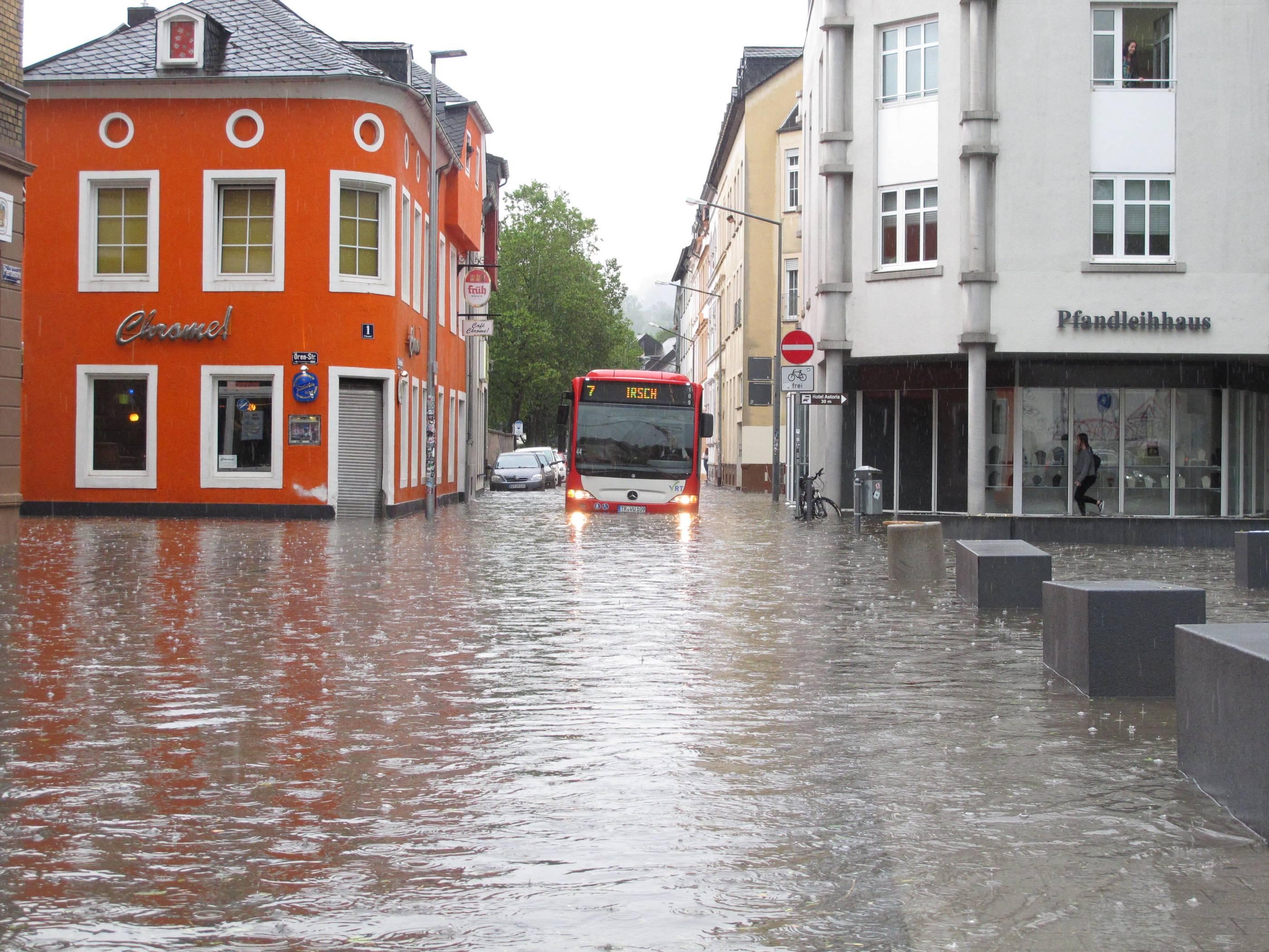 Wetter De Trier