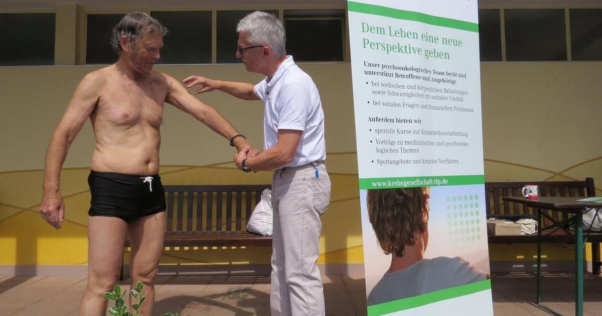 Hautarzt untersuchung nackt