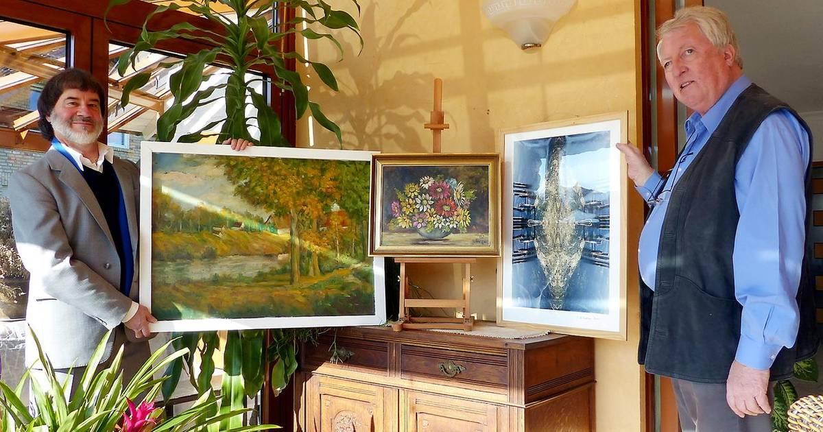 Kauf ein los und nimm ein kunstwerk mit nach haus for Kauf ein haus