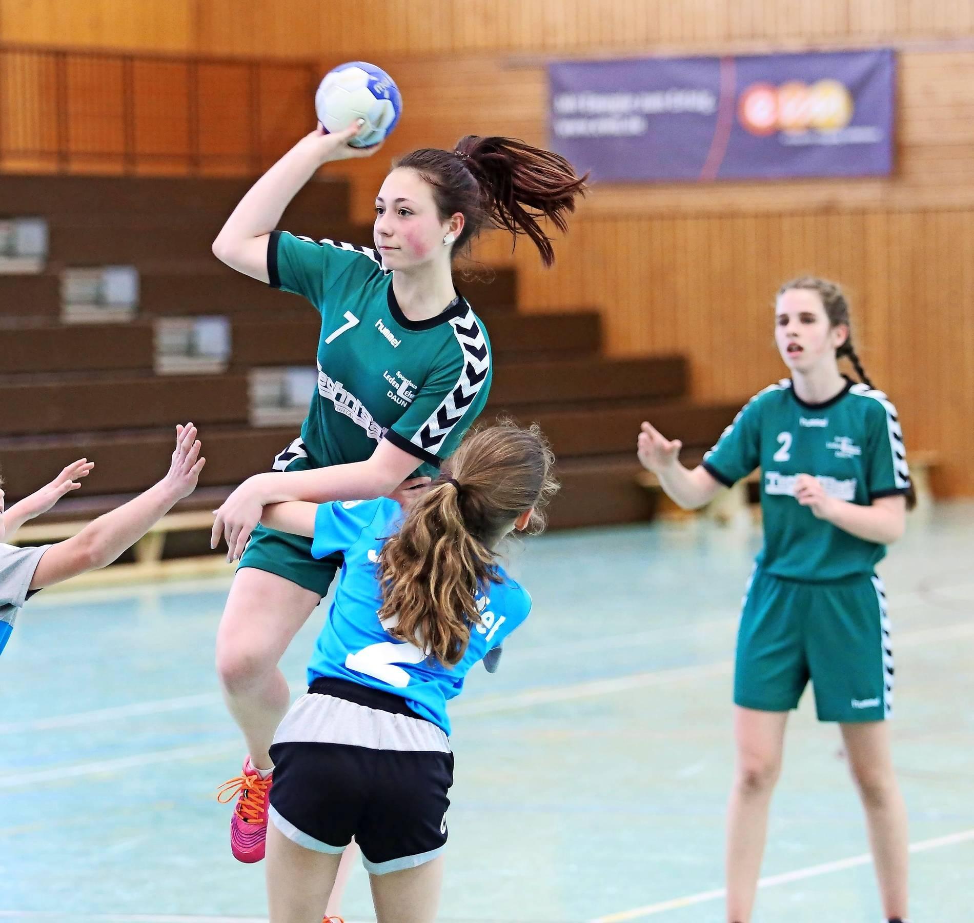 Handball Für Mädchen