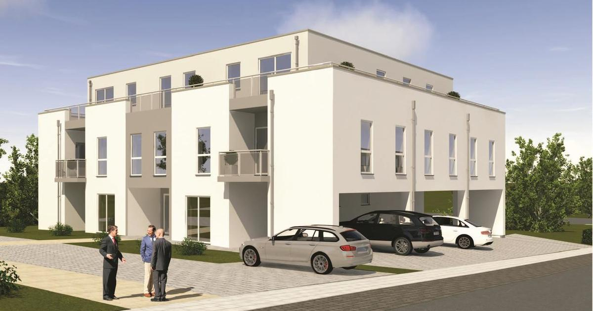 Große Baufirmen baufirmen planen in bitburg weitere große wohnkomplexe in zentraler lage