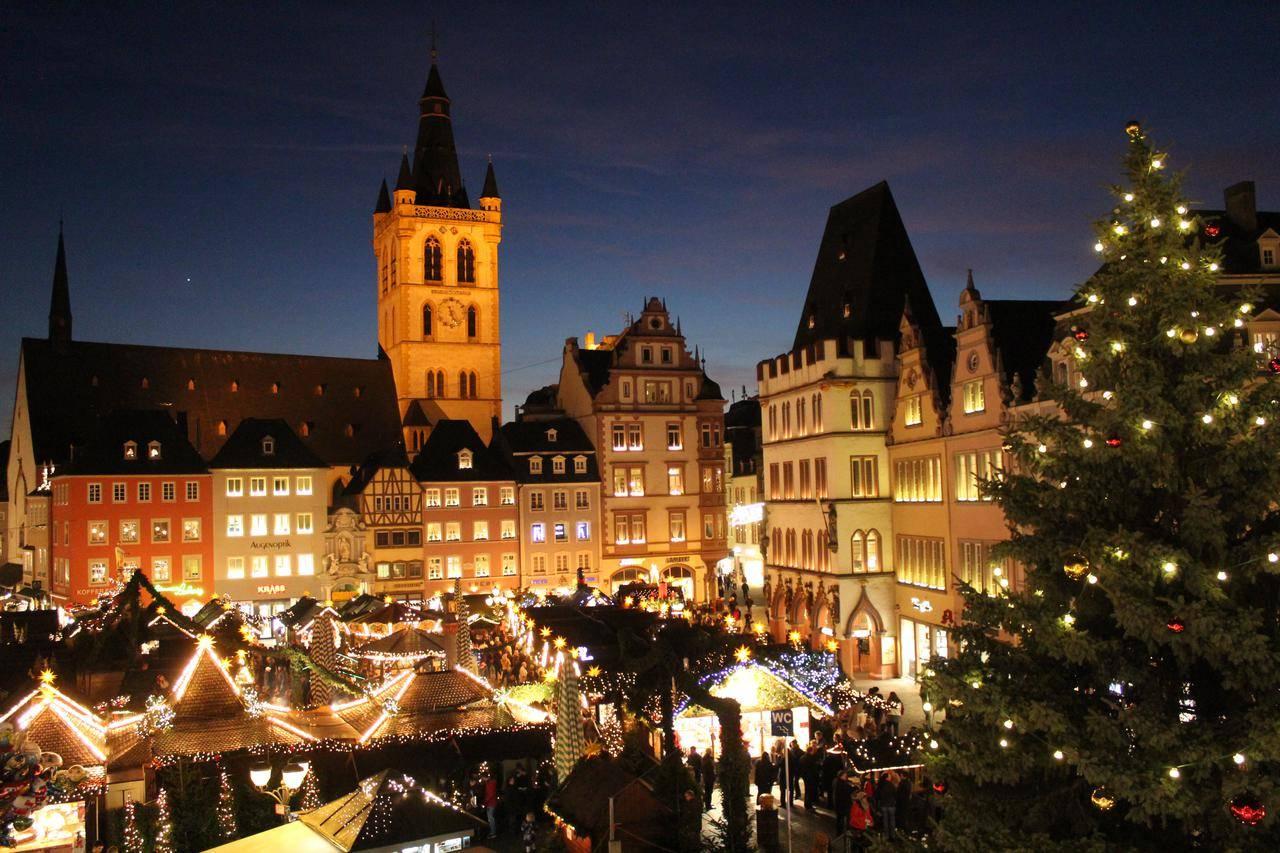 Start Weihnachtsmarkt.Weihnachtsmarkt Start In Der Trierer Innenstadt Und Pause In Zurlauben