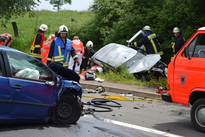 Unfall B50 Heute