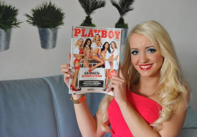 Catherine Schmitz Playboy
