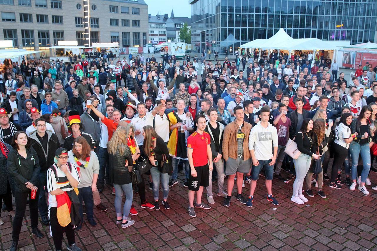 Trier Public Viewing