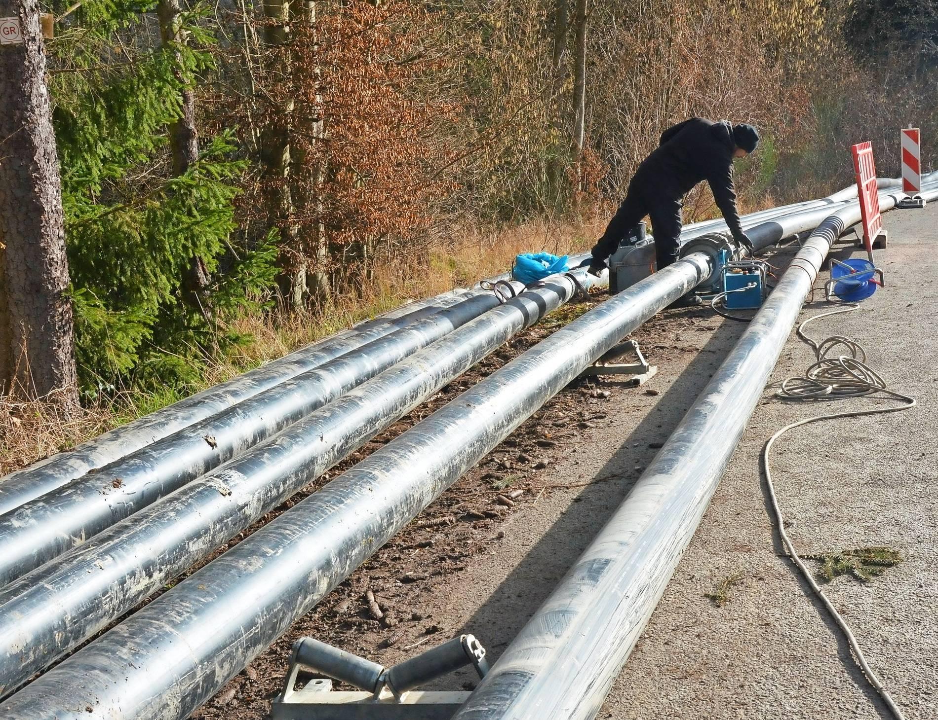 millionenprojekt zwischen thalfang und osburg windstrom flie t ab september unter der erde