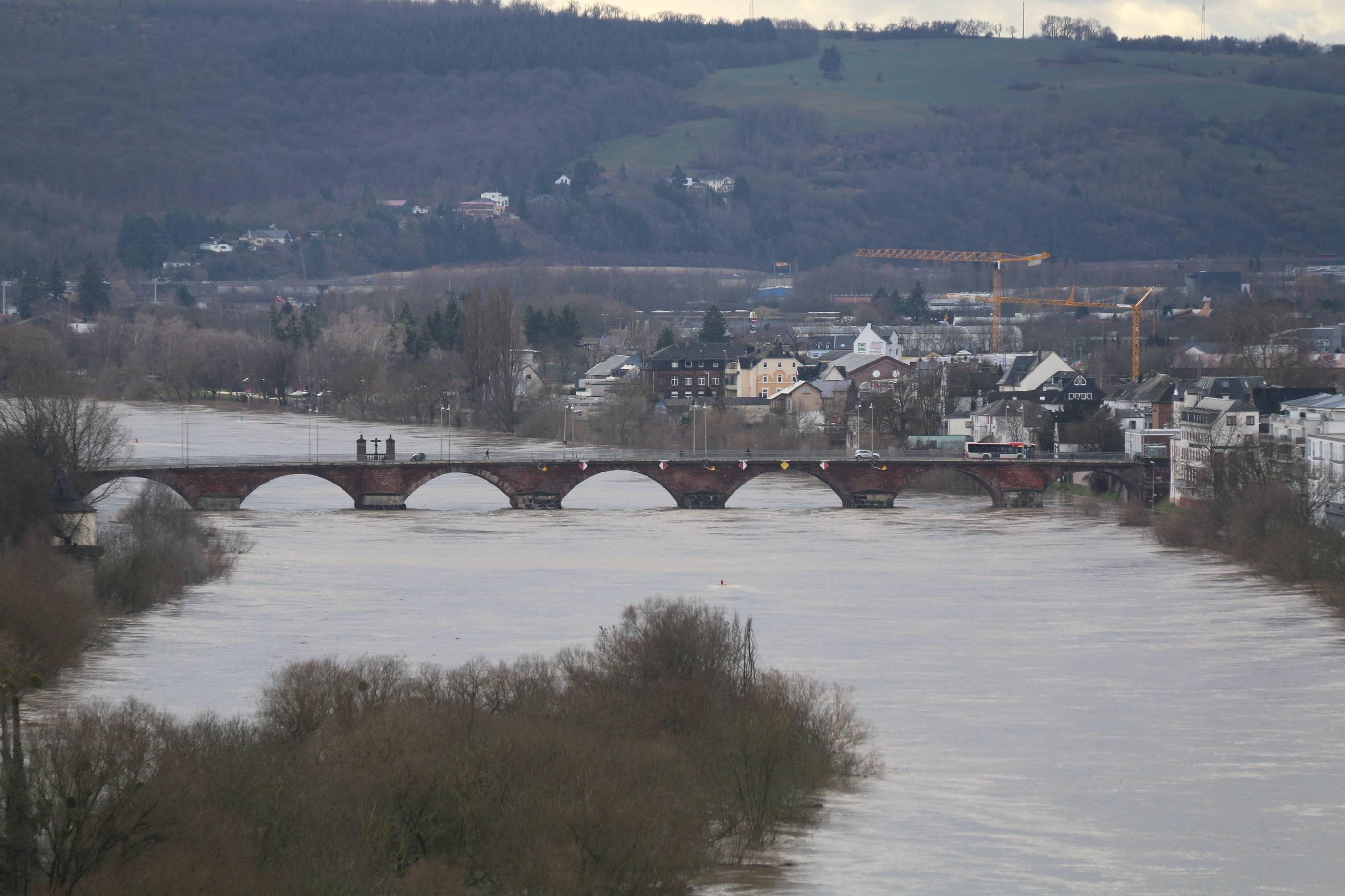 Wetter Morgen In Trier