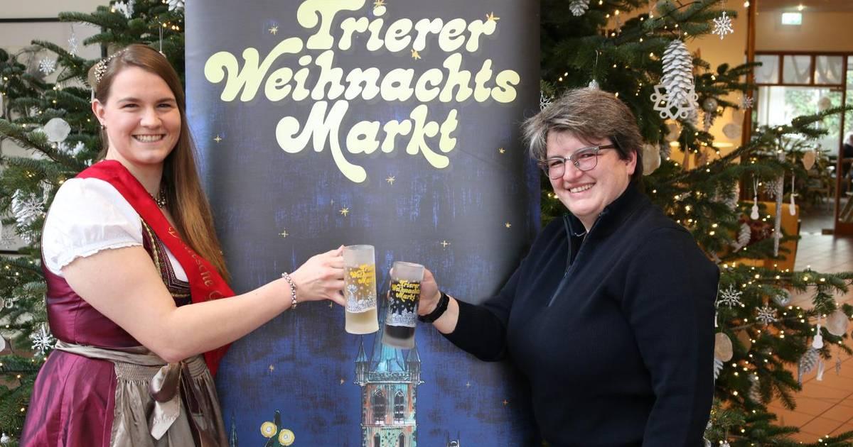 Glühweinpreise Weihnachtsmarkt.Stabile Glühweinpreise Weniger Stände Der Trierer Weihnachtsmarkt