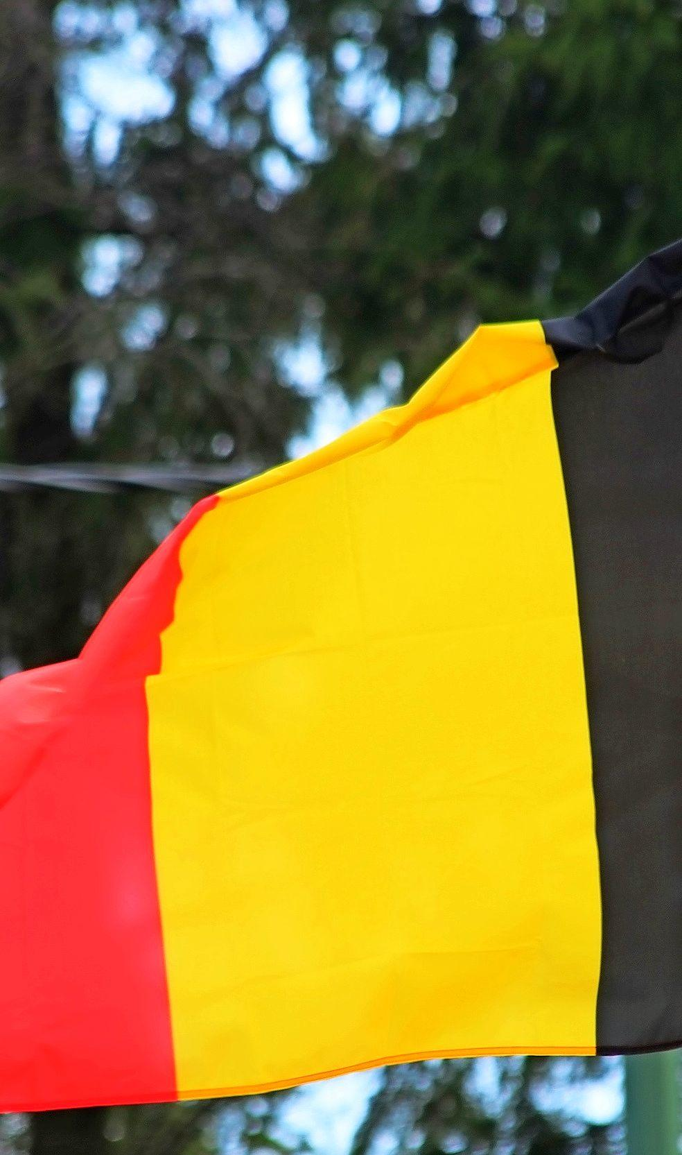 Grenze Nach Belgien Offen