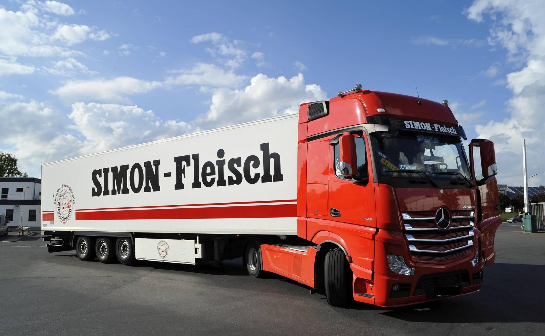 Simon Fleisch Corona