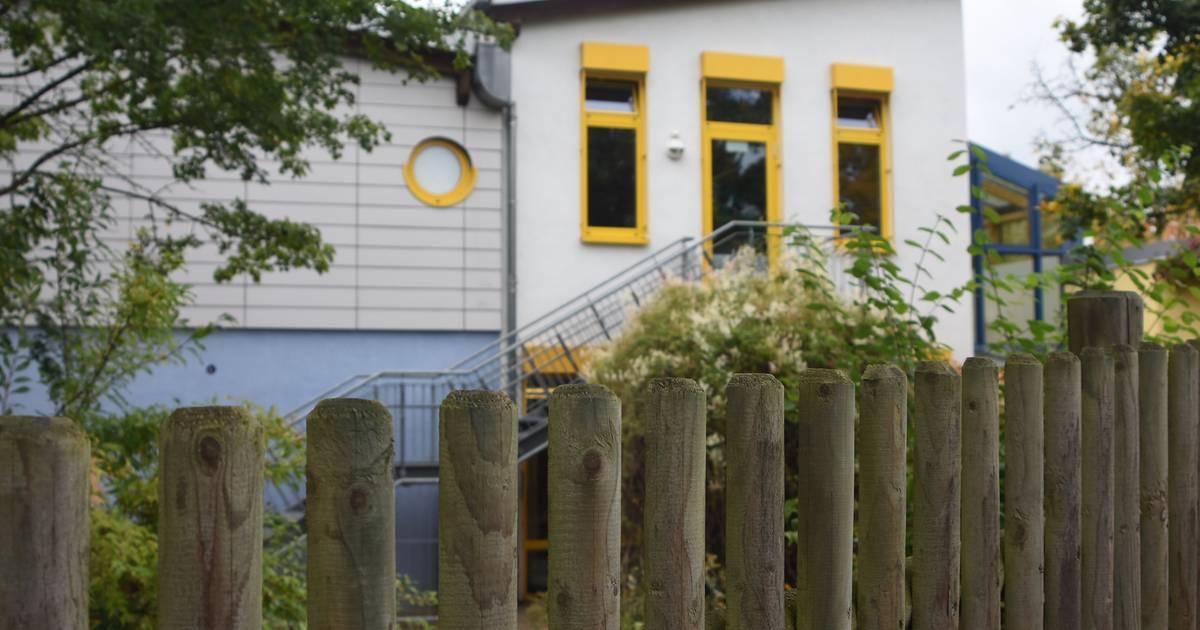 Tür in der Bitburger Kita Zuckerborn seit Jahren offen